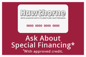 Ask about special financing